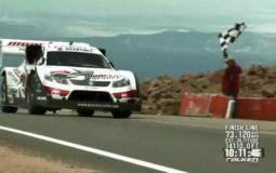 Video: Suzuki SX4 at Pikes Peak 2010