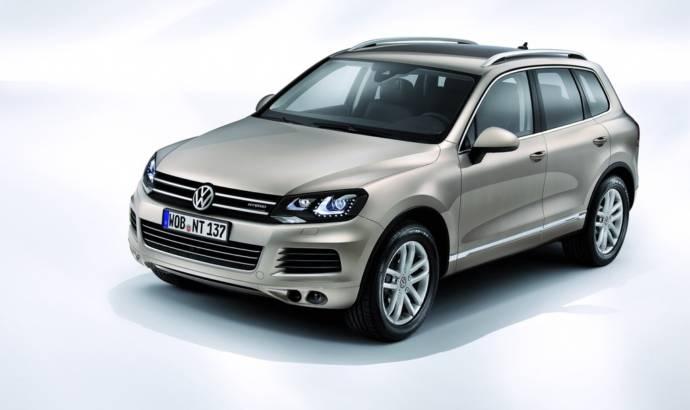Volkswagen Touareg R info