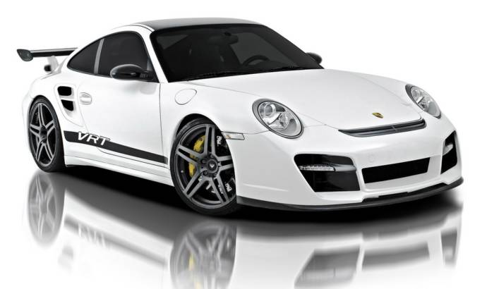Vorsteiner Porsche 911 Turbo