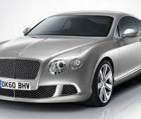 2012 Bentley Continental GT price