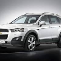 2011 Chevrolet Captiva facelift