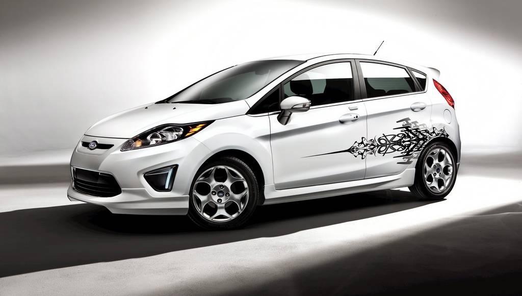 2011 Ford Fiesta ST info