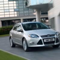 2011 Ford Focus Sedan, Estate and Hatch