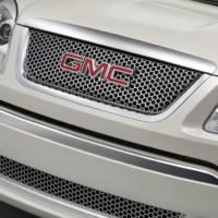 2011 GMC Acadia Denali price