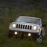 2011 Jeep Patriot facelift