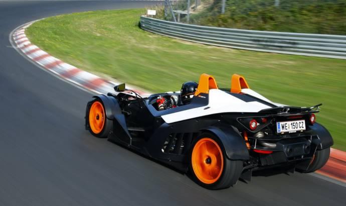 2011 KTM X-Bow R