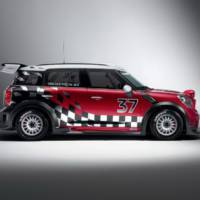 2011 MINI Countryman WRC