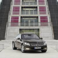 2011 Mercedes CL in depth