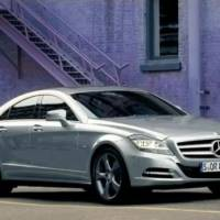 2011 Mercedes CLS commercial video