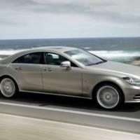 2011 Mercedes CLS new pics