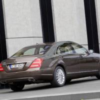 2011 Mercedes S 350 BlueEFFICIENCY and S 350 BlueTEC