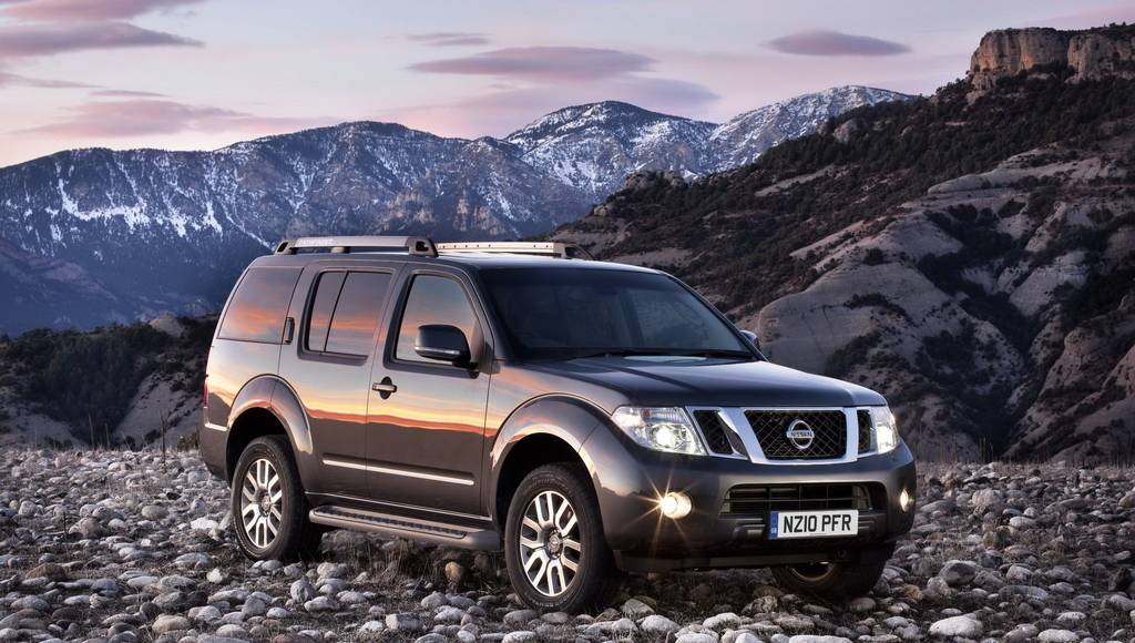 2011 Nissan Pathfinder, Xterra and Frontier price