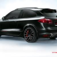 2011 Porsche Cayenne Coupe by Merdad