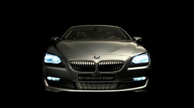 2012 BMW 6 Series Coupe video