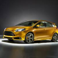 2012 Ford Focus ST unveiled