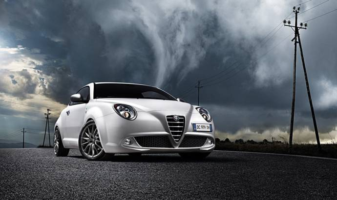 Alfa Romeo at 2010 Paris Motor Show