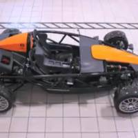 Ariel Atom building process video