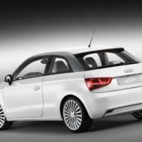Audi A1 e-tron specs