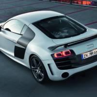 Audi R8 RS details