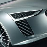 Audi e-tron Spyder unveiled