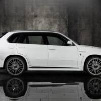 BMW X5 by MANSORY