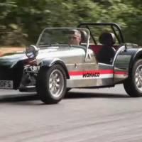 Caterham Roadsport Monaco review video