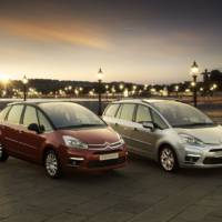 Citroen C4 Picasso and Grand C4 Picasso facelift