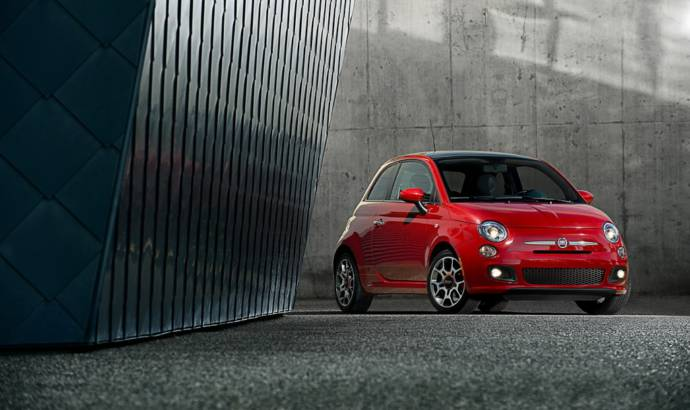 Fiat 500 Sport for US