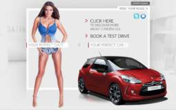 Find your perfect partner with Dating 2.0 and Citroen DS3