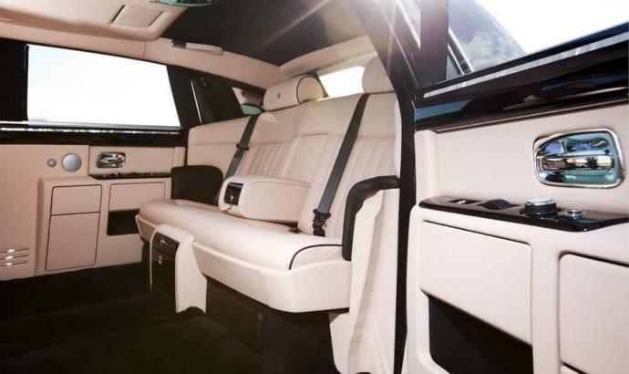 Five Bespoke Rolls Royce models heading to Paris
