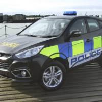 Hyundai ix35 Police Car