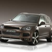 Je Design 2011 VW Touareg