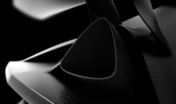 Lamborghini 6th Element Concept - Final teaser