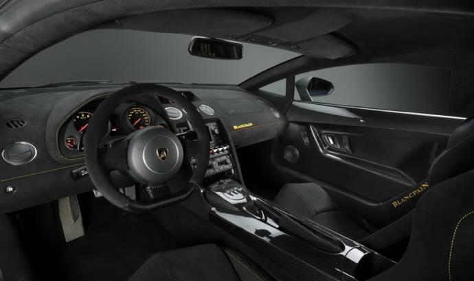 Lamborghini Gallardo LP 570-4 Blancpain