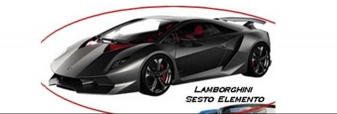 Lamborghini Sixth Element