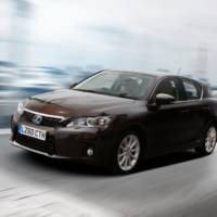 Lexus CT 200h consumption figures