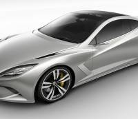 Lotus Eterne 4-door sedan