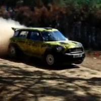 MINI Countryman WRC video
