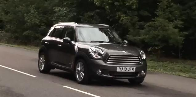 MINI D Countryman review