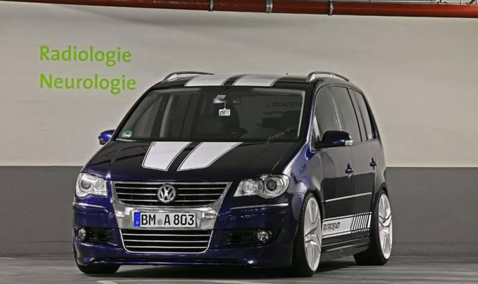 MR Car Design Racing Touran
