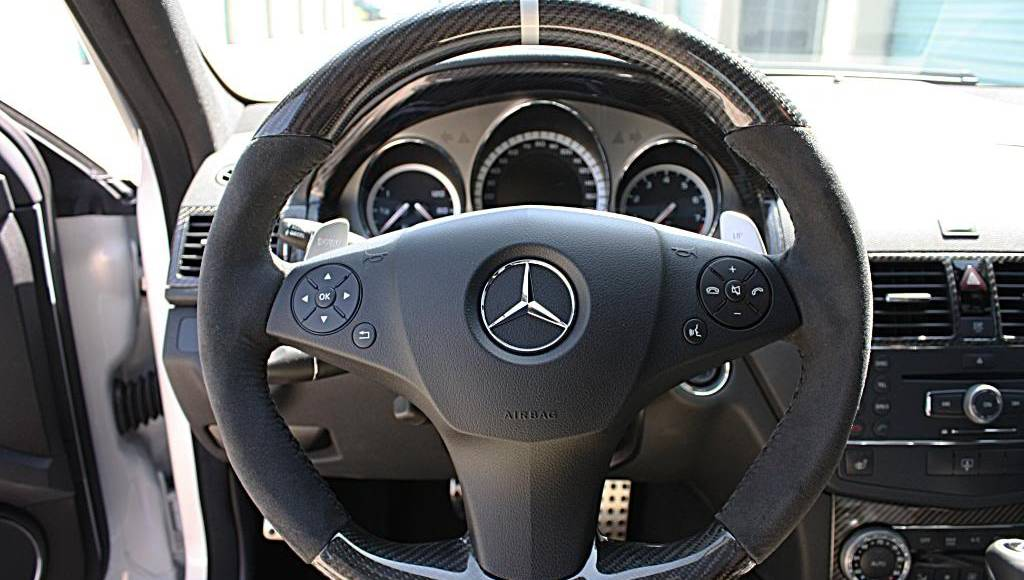 Mercedes C63 AMG by MEC Design
