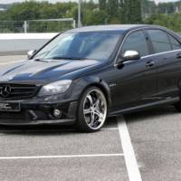 Mercedes C63 AMG by MEC Design