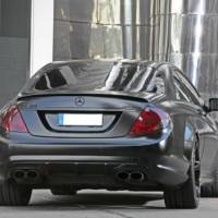 Mercedes CL65 AMG Black Edition by Anderson Germany