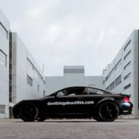 Mystery BMW hybrid concept - photos and video