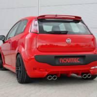 NOVITEC Fiat Punto Evo