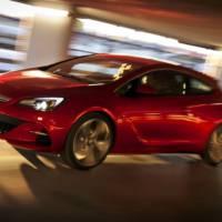 Opel GTC Paris in detail