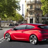 Opel GTC Paris in detail