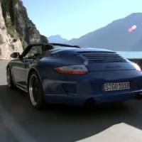 Porsche 911 Speedster video
