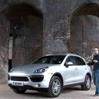 Porsche Cayenne S Hybrid review video
