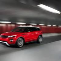 Range Rover Evoque 5dr announced
